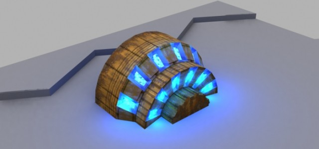 Glowing energy generator